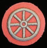 WWII GERMAN MOTOR HJ CLASS A QUALIFICATION SLEEVE