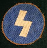 WWII GEMAN DJ ARM PATCH