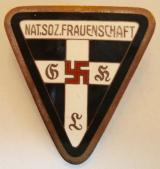 WWII GERMAN NS FRAUENSCHAFT KREIS LEVEL LEADERS BA