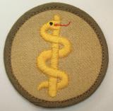WWII GERMAN TROPICAL MEDICAL PERSONNEL  TRADE PATC