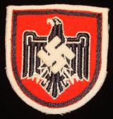 WWII GERMAN NSRL OLYMPIC GAMES SPORTS INSIGNIA