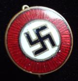 WWII GERMAN NSDAP SUPPORTER'S PIN