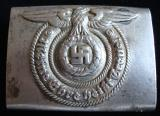 WWII GERMAN SS EM/NCO'S BELT BUCKLE