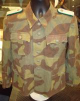 WWII GERMAN TUNIC IN ITALIAN CAMO