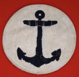 WWII JAPANESE NAVY SEAMAN 3rd CLASS PATCH