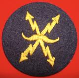 WWII KRIEGSMARINE AIRCRAFT SPOTTER TRADE PATCH
