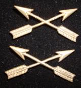SPECIAL FORCES OFFICER COLLAR INSIGNIA