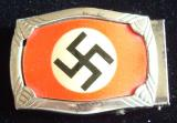 WWII GERMAN NSDAP YOUTH BELT BUCKLE