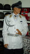 LW OBERSTLEUTNANT FLIGHT or PARA SUMMER TUNIC
