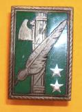 WWII ITALIAN FASCIST LAPEL BADGE