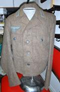WWII GERMAN M45 TUNIC SUPER RARE PIECE