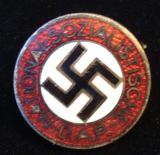 WWII GERMAN NSDAP MEMBERSHIP BADGE M1/105