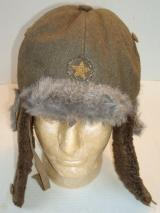 WWII JAPANESE COLD WEATHER CAP